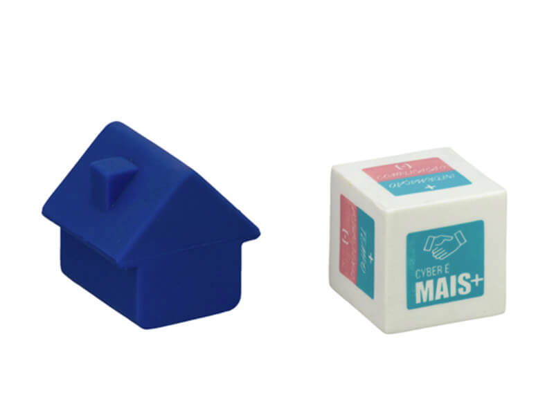 Anti Stress House e Cubo