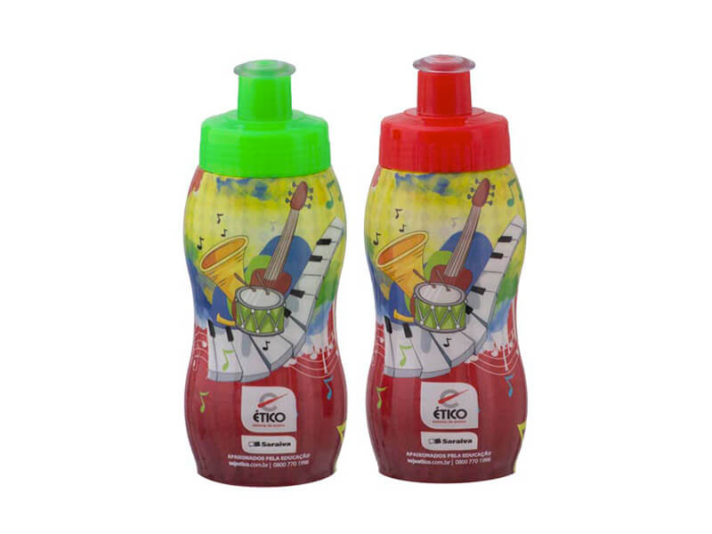 Squeeze Pequeno Sinuoso 250 ml